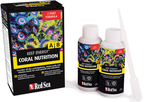 Red Sea Reef Energy A and B - pack (2 * 100ml)