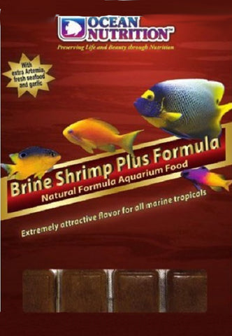 Ocean Nutrition Frozen Brine Shrimp Plus Formula