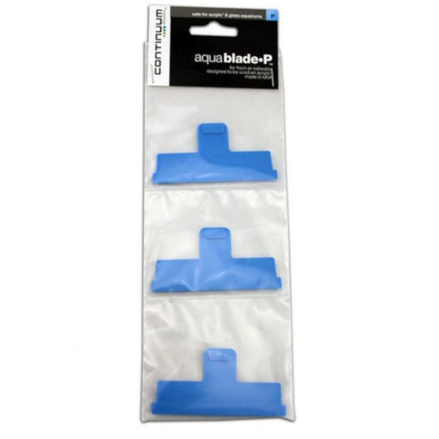 AquaBlade plastic Replacement blade 3 pack