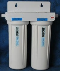 BOSS 2 Stage RO Filter System