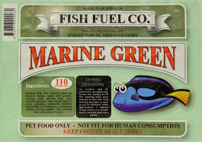 Fish Fuel Marine Green 110g