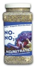 NO-NO3 Sulfur/aragonite blend 1 Gallon