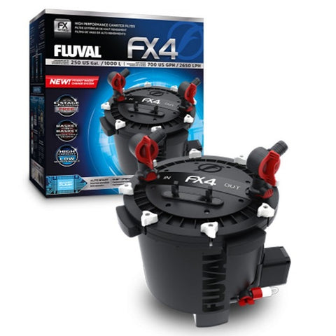 Fluval FX4 High Performance Canister Filter