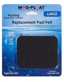Mag Float Replacement Pads - Glass
