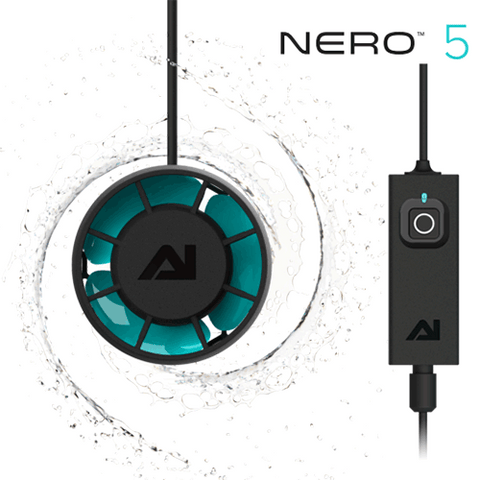 AquaIllumination Nero 5 Submersible Wavemaker