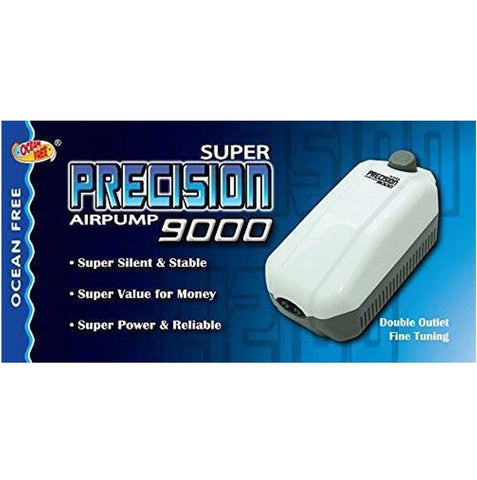 Ocean Free Super precision air pump 9000
