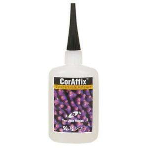 Two Little Fishies CorAffix 2oz Cyanoarcalyte Adhesive