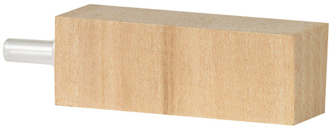 Tropic Marin Wooden Airstone - 5cm