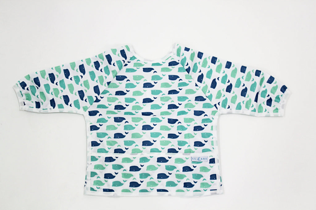 Whale of a time - Pocket Smock