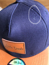 Navy Snapback (Faulty Item)