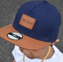 Navy Little Dude Snapback