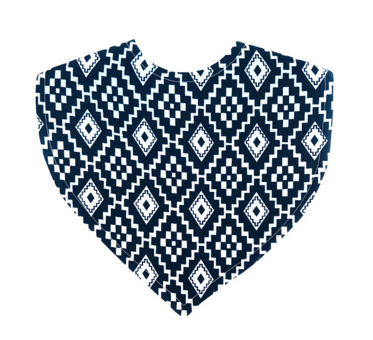 Diamond Monochrome Bib