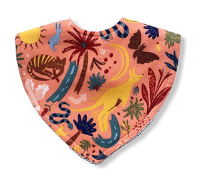Ellie Whittaker Outback Wild Flame Triangle Bib