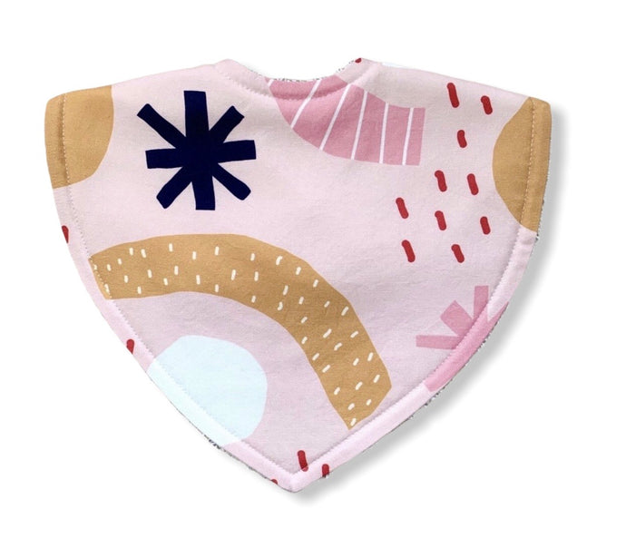 Jennifer Bouron Party Triangle Bib