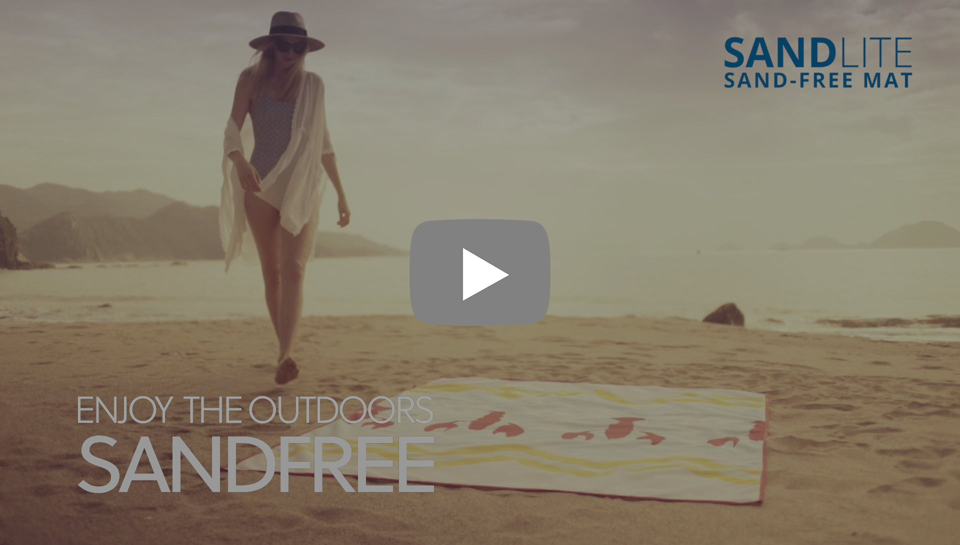 ventolation sand free footwear video