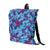 BLUE FLORAL/NAVY TRANSITIONAL SAND-FREE BACKPACK