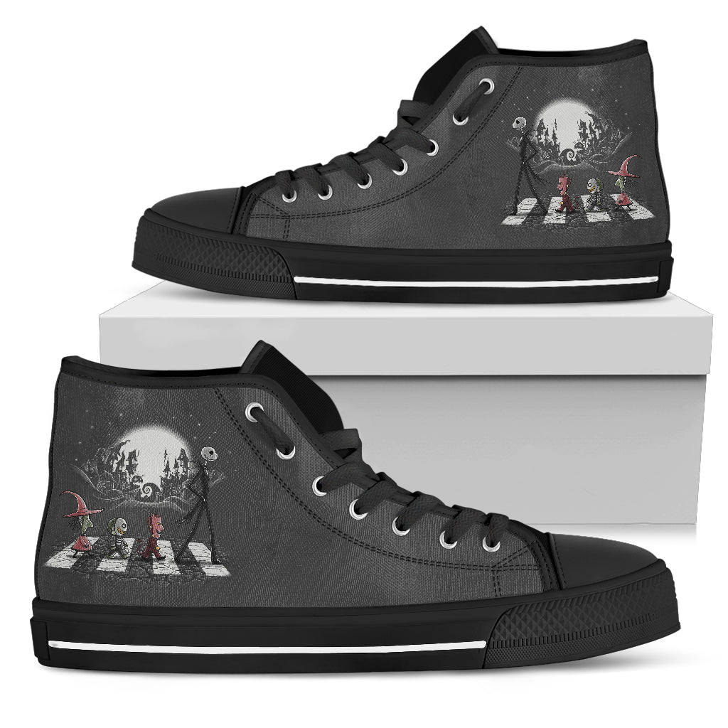 The Nightmare Before Christmas – Unique Shoes, Cool Bags & Custom Socks
