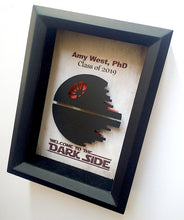 Funny Graduation Gifts For Him, Her | 3D Floating Death Star | Personalize Class of 2019 | High School or College Graduation Gift