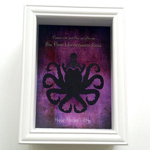 Ursula Mother's Day 3D Shadowbox - 5X7