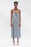 Summer dress grey