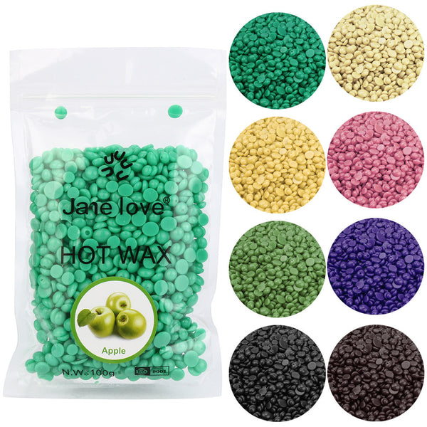 Bean Hard Wax Pellet Depilatory Wax Hair Removal