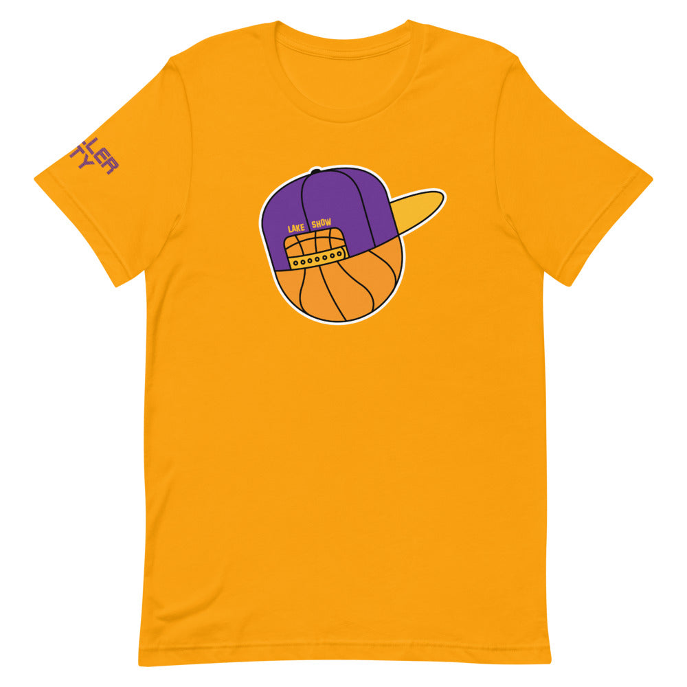 BC Lake Show Tee GOLD Edition