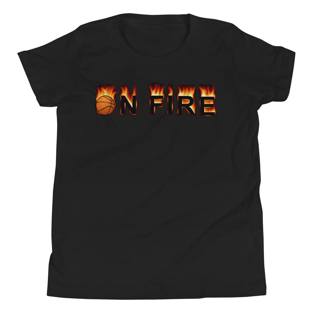 ON FIRE Youth Tee