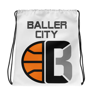 BC Icon Drawstring bag