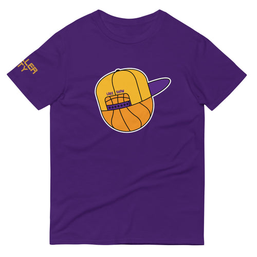BC Lakeshow Tee Yellow Hat