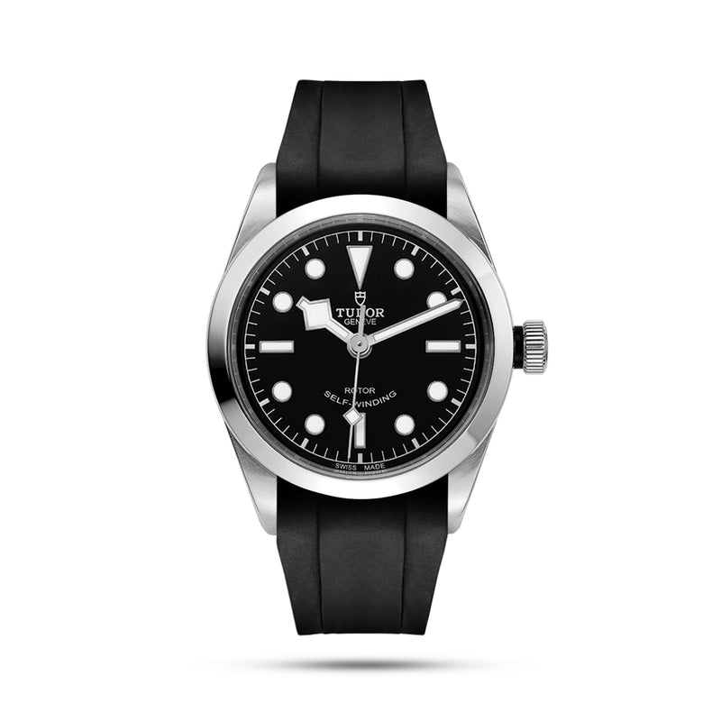 Tudor black bay 36 rubber strap