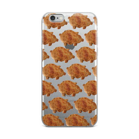 Puerquito iPhone Case