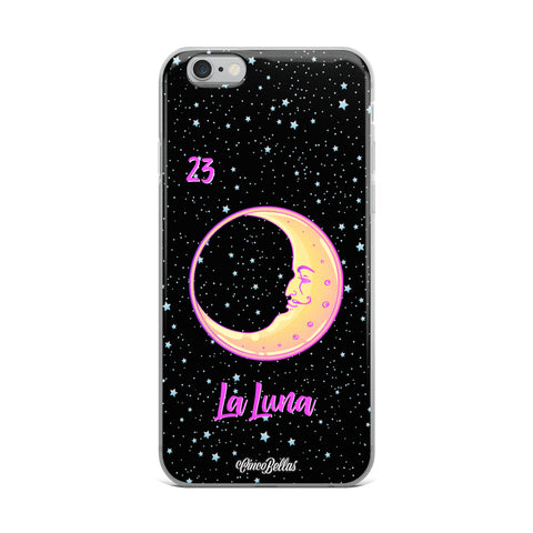 La Luna iPhone Case