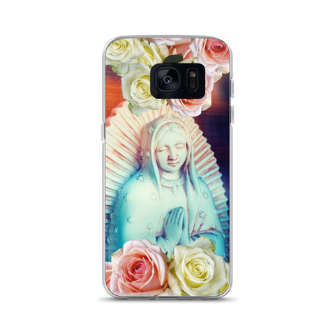 Virgen Rose Samsung Case