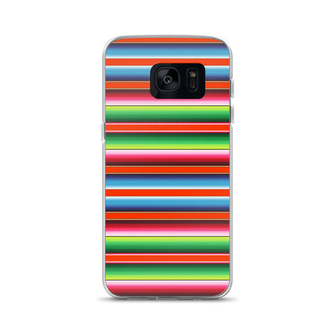 Serape Red Samsung Case
