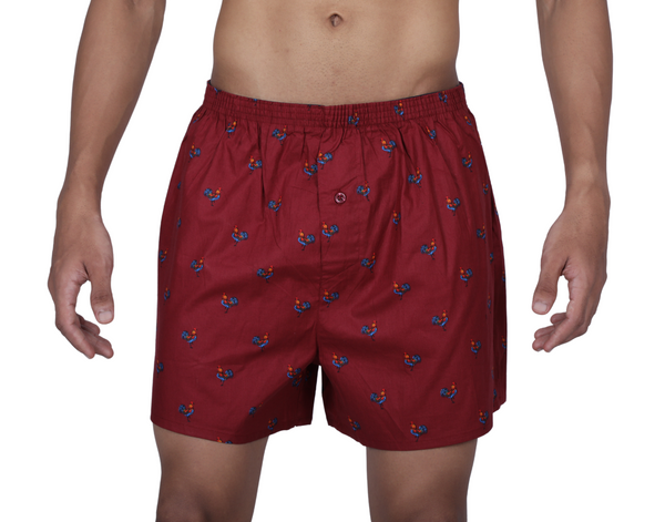 Red Rooster Boxer