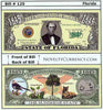 Image of Florida - The Sunshine State - Commemorative Novelty Bill
