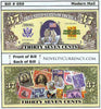 Image of Modern Mail Novelty Currency Bill