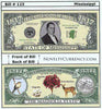 Image of Mississippi - The Magnolia State - Commemorative Novelty Bill