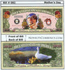 Image of Happy Mother's Day (Million Dollar Mom) Novelty Currency Bill