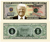 Image of Donald Trump Presidential Inauguration Novelty Currency Bill