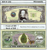 Image of Minnesota - The North Star State - Commemorative Novelty Bill