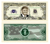 Image of Donald Trump Commander-In-Chief Novelty Currency Bill