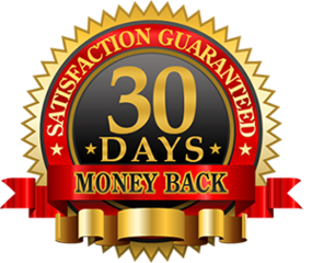 Image of 30 Day Money Back Guarantee!