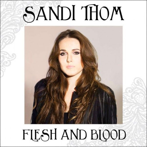 Flesh & Blood Album (signed by Sandi)