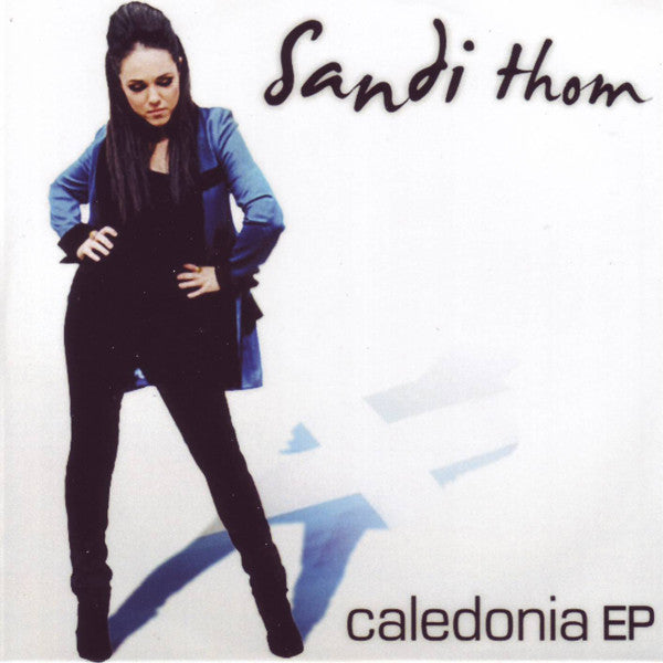 Caledonia EP (signed by Sandi)
