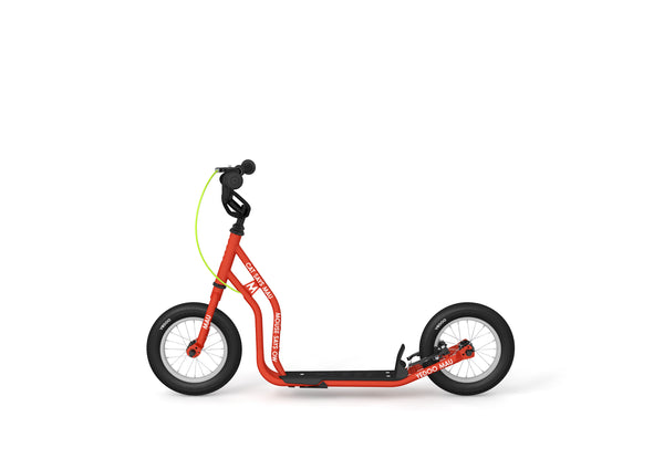 Yedoo Mau New - an ideal model for entering the world of scooters (4+)