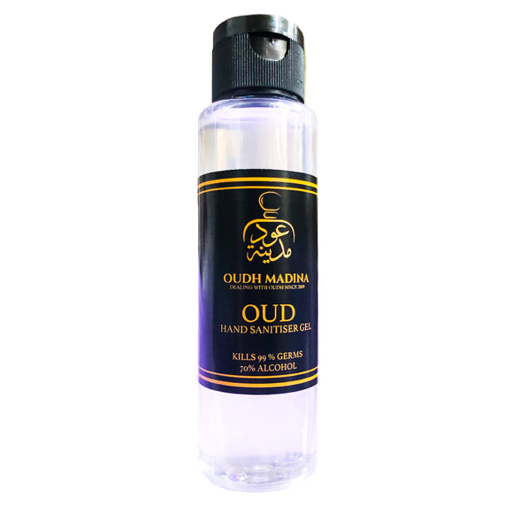 OUD SANITIZER GEL 100ML (NAEEM)