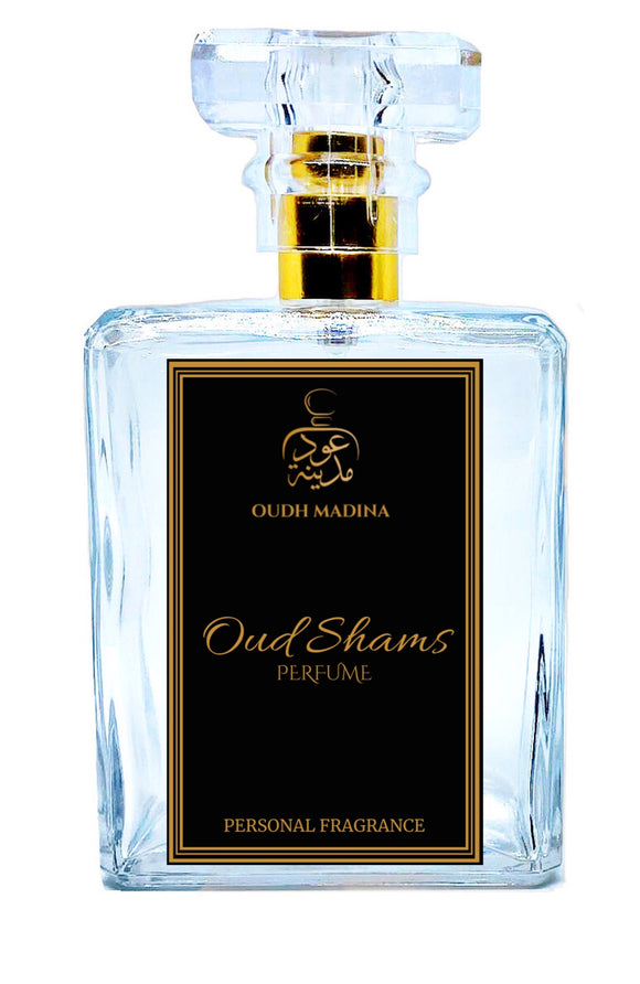 OUD SHAMS PERFUME 100ml