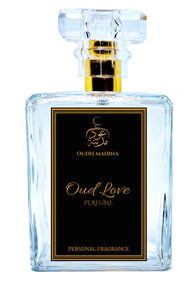 OUD LOVE PERFUME 100ml
