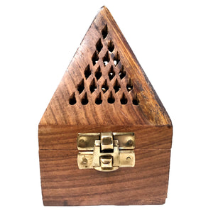 PYRAMID WOOD BURNER